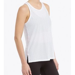 New Spanx Perforated Active Tank Sz 2XL